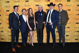 Brendan Fraser Photo - 11 May 2018 -North Hollywood California - Michael Esoer Simon Beaufoy Hilary Swank Donald Sutherland Brendan Fraser Harris Dickinson  FYC Event for FXs Trust held at Saban Media Center at the Television Academy Wolf Theater Photo Credit Birdie ThompsonAdMedia