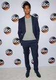 Alfred Enoch Photo - 14 January 2015 - Pasadena California - Alfred Enoch ABC 2015 TCA Winter Press Tour held at The Langham Huntington Hotel in Pasadena Ca Photo Credit Birdie ThompsonAdMedia