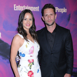 Melissa Fumero Photo - 13 May 2019 - New York New York - Melissa Fumero and David Fumero at the Entertainment Weekly  People New York Upfronts Celebration at Union Park in Flat Iron Photo Credit LJ FotosAdMedia
