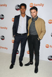 Alfred Enoch Photo - 4 August 2015 - Beverly Hills California - Alfred Enoch Jack Falahee Disney ABC Television Group 2015 TCA Summer Press Tour held at the Beverly Hilton Hotel Photo Credit Byron PurvisAdMedia