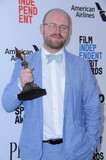James Laxton Photo - 25 February 2017 - Santa Monica California - James Laxton 2017 Film Independent Spirit Awards held held at the Santa Monica Pier Photo Credit Birdie ThompsonAdMedia
