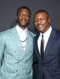 Aldis Hodge Photo - 24  February 2020 - Hollywood California - Aldis Hodge Edwin Hodge Premiere Of Universal Pictures The Invisible Man held at The TCL Chinese Theatre Photo Credit FSAdMedia