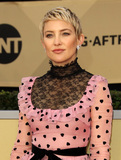 Kate Hudson Photo - 21 January 2018 - Los Angeles California - Kate Hudson 24th Annual Screen Actors Guild Awards Arrivals held at the Shrine Auditorium in Los Angeles Photo Credit AdMedia