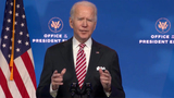 Queen Photo - United States President-elect Joe Biden delivers remarks Introducing Dr Miguel Cardona his nominee for Secretary of Education from the Queen Theatre in Wilmington Delaware on Tuesday December 22 2020  Credit Biden Transition TV via CNPAdMedia