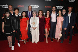 Tony Plana Photo - 07 February 2019 - Los Angeles California - SHERIDAN PIERCE BRENT MILLER MARCEL RUIZ GLORIA CALDERON KELLETT STEPHEN TOBOLOWSKY RITA MORENO JUSTINA MACHADO ISABELLA GOMEZ TODD GEINNELL INDIA DE BEAUFORT TONY PLANA and MIKE ROYCE Netflixs One Day at a Time Season 3 Premiere and Global Launch held at Regal Cinemas LA LIVE 14 Photo Credit Billy BennightAdMedia