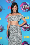 Perrey Reeves Photo - 13 August 2017 - Los Angeles California - Perrey Reeves 2017 Teen Choice Awards held at The Galen Center Photo Credit F SadouAdMedia
