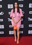 Alanna Masterson Photo - 24 September 2019 - Hollywood California - Alanna Masterson The Walking Dead Season 10 Los Angeles Premiere held at The TCL Chinese Theatre Photo Credit Birdie ThompsonAdMedia