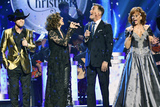 Amy Grant Photo - 27 September 2018 - Nashville TN Dustin Lynch Amy Grant Michael W Smith Reba McEntire CMA Country Christmas held at Belmont Universitys Curb Event Center