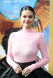 Selena Gomez Photo - 11 January 2020 - Westwood California - Selena Gomez the premiere of Universal Pictures Dolittle held at the Regency Village Theatre Photo Credit FSAdMedia