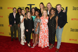 Anjelika Washington Photo - 9 September 2019 - Los Angeles California - Rico Paris Clara Wilsey Anjelika Washington Angela Kinsey Ava Michelle Sabrina Carpenter Nia Sioux Luke Eisner McG Premiere Of Netflixs Tall Girl held at Netflix Home Theater Photo Credit FSadouAdMedia