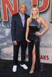 RUSSEL SIMMONS Photo - 19 May 2017 - Los Angeles California - Russell Simmons Amy Shiels Premiere Of Showtimes Twin Peaks held at Theater at The Ace Hotel in Los Angeles Photo Credit Birdie ThompsonAdMedia