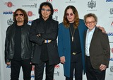 Tony Iommi Photo - 25 January 2014 - Los Angeles California - Geezer Butler Tony Iommi Ozzy Osbourne and Paul Williams ASCAP presents the 2014 Grammy Nominee Brunch held at the SLS Hotel Photo Credit Christine ChewAdMedia