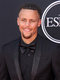 Steph Curry Photo - 12 July 2017 - Los Angeles California - Steph Curry 2017 ESPYS Awards Arrivals held at the Microsoft Theatre in Los Angeles Photo Credit AdMedia