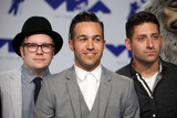 Patrick Stump Photo - 27 August 2017 - Los Angeles California - Patrick Stump Pete Wentz and Joe Trohman of Fall Out Boy 2017 MTV Video Music Awards held at The Forum Photo Credit F SadouAdMedia