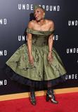 Aisha Hinds Photo - 28 February 2017 - Westwood California - Aisha Hinds WGN Americas Underground Season 2 Premiereheld at Westwood Village Photo Credit AdMedia