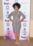 Amirah Vann Photo - 16 December  2017 - Beverly Hills California - Amirah Vann  The 49th NNACP Image Awards Nominees Luncheon held at The Beverly Hilton Hotel in Beverly Hills Photo Credit Birdie ThompsonAdMedia