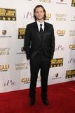 Jared Padalecki Photo - 16 January 2014 - Santa Monica California - Jared Padalecki 19th Annual Critics Choice Movie Awards held at Barker Hangar Photo Credit Byron PurvisAdMedia