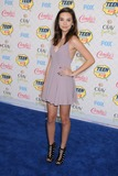 Amanda Steele Photo - 10 August 2014 - Los Angeles California - Amanda Steele Teen Choice Awards 2014 - Arrivals held at the Shrine Auditorium Photo Credit Byron PurvisAdMedia
