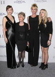 Melanie Griffiths Photo - 19 October 2015 - Beverly Hills California - Dakota Johnson Tippi Hedren Melanie Griffith and Stella Banderas 22nd Annual ELLE Women In Hollywood Awards held at Four Seasons Hotel Los Angeles Photo Credit F SadouAdMedia