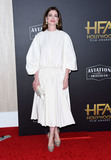 Ann Hathaway Photo - 04 November 2018 - Beverly Hills California - Anne Hathaway 22nd Annual Hollywood Film Awards held at Beverly Hilton Hotel Photo Credit Birdie ThompsonAdMedia