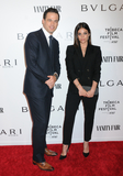 Daniel Paltridge Photo - 23 April 2019 - New York New York - Daniel Paltridge and Julia Restoin Roitfeld at BVLGARIs World Premiere of Celestial and The Fourth Wave with Vanity Fair for the 18th Annual Tribeca Film Festival at Spring Studios Photo Credit LJ FotosAdMedia