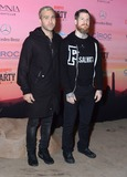 Andy Hurley Photo - 30 January 2015 - Scottsdale Arizona - Pete Wentz Andy Hurley Fall Out Boy ESPN The Party held at WestWorld of Scottsdale Photo Credit Keith SparbanieAdMedia