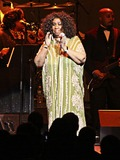 Aretha Franklin Photo - March 5 2012 - Atlanta GA - Aretha Franklin the Queen of Soul made a stop at the historic Fox Theater in downtown Atlanta GA where she performed for a sold-out crowd Photo credit Dan HarrAdMedia