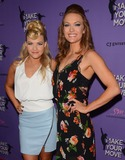 Amy Purdy Photo - 31 March 2014 - Los Angeles California - Witney Carson Amy Purdy Cast arrivals for the LA screening of Make Your Move held at Pacifics The Grove Stadium 14 in Los Angeles Photo Credit Birdie ThompsonAdMedia