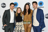 Allison Miller Photo - 05 February 2019 - Pasadena California - David Giuntoli Allison Miller Christina Ochoa Ron Livingston Disney ABC Television TCA Winter Press Tour 2019 held at The Langham Huntington Hotel Photo Credit Birdie ThompsonAdMedia