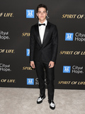 AJ Mitchell Photo - 10 October 2019 - Santa Monica California - AJ Mitchell 2019 City of Hope Spirit of Life Gala held at Barker Hangar Photo Credit Billy BennightAdMedia
