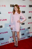Chlo Moretz Photo - 14 May 2013 - Hollywood California - Chlo Moretz NYLON And Onitsuka Tiger Celebrate The Annual May Young Hollywood Issue at The Roosevelt Hotel Photo Credit Tonya WiseAdMedia