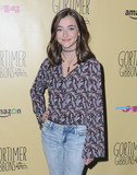 Ashley Boettcher Photo - 08 July 2016 - Burbank Ashley Boettcher Arrivals for the Celebration of Amazons Gortimer Gibbons Life On Normal Street Season 2 premiere held at Racers Edge Indoor Karting Photo Credit Birdie ThompsonAdMedia