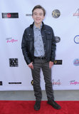 Benjamin Stockham Photo - 16 October 2016 - Beverly Hills California Benjamin Stockham Breaking The Chains Foundation And Glitter Magazine First Annual Fall Reception held at a Private Residence in Beverly Hills Photo Credit Birdie ThompsonAdMedia