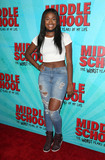Coco Jones Photo - 05 October 2016 - Hollywood California - Coco Jones Middle School The Worst Years Of My Life Los Angeles Premiere held at TCL Chinese 6 Theatres Photo Credit F SadouAdMedia