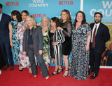 Emily Spivey Photo - Tina Fey Maya Rudolph Amy Poehler Paula PellRachel DratchAna GasteyerEmily Spivey and Jason Schwartzman at the World Premiere of WINE COUNTRY at the Paris Theater in New York New York  USA 08 May 2019
