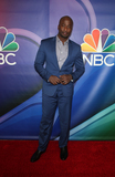 Akbar Gbaja-Biamila Photo - 8 August 2019 - Beverly Hills California - Akbar Gbaja-Biamila 2019 TCA NBC Press Tour Carpet held at The Beverly Hilton Hotel Photo Credit FSadouAdMedia