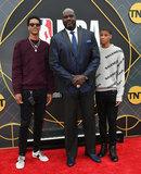 Shaquille O Photo - 24 June 2019 - Santa Monica California - Shaquille ONeal 2019 NBA Awards held at the Barker Hangar Photo Credit Birdie ThompsonAdMedia