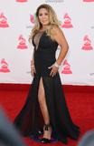 Aries Yaver Photo - 17 November 2016 - Las Vegas NV - Aries Yaver  2016 Latin Grammy arrivals at T-Mobile Arena  Photo Credit MJTAdMedia