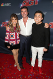 Simon Cowell Photo - 18 September 2019 - Hollywood California - Paula Abdul Simon Cowell Kodi Lee Americas Got Talent Season 14 Finale Red Carpet held at Dolby Theatre Photo Credit FSadouAdMedia
