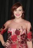 Alicia Malone Photo - 14 January 2017 - Century City California - Alicia Malone 42nd Annual Los Angeles Film Critics Association Awards held at the InterContinental Los Angeles Photo Credit F SadouAdMedia