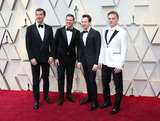 Allen Leech Photo - 24 February 2019 - Hollywood California - Gwilym Lee Allen Leech Joseph Mazzello Ben Hardy 91st Annual Academy Awards presented by the Academy of Motion Picture Arts and Sciences held at Hollywood  Highland Center Photo Credit AdMedia