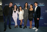 Agnes Chu Photo - 14 January 2020 - Hollywood California - Michael Weaver Ilana Pena Tess Romero Agnes Chu Gina Rodriguez Charlie Bushnell Premiere Of Disney s Diary Of A Future President held at the ArcLight Cinemas Photo Credit FSAdMedia