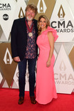 CMA Award Photo - 13 November 2019 - Nashville Tennessee - Mac Mcanally Shawna Mcanally 53rd Annual CMA Awards Country Musics Biggest Night held at Music City Center Photo Credit Laura FarrAdMedia