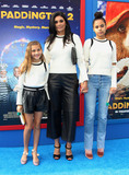 Ava Dash Photo - 6 January 2018 - Los Angeles California - Rachel Roy with daughters Tallulah Ruth Dash and Ava Dash Paddington 2 LA Premiere held at the Regency Village Theatre Photo Credit AdMedia