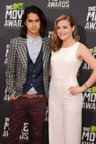 Avan Jogia Photo - 14 April 2013 - Culver City California - Avan Jogia Maddie Hasson 2013 MTV Movie Awards - Arrivals held at Sony Pictures Studios Photo Credit Byron PurvisAdMedia