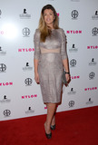 Amy Willerton Photo - 09 February  - Hollywood Ca - Amy Willerton Arrivals for the NYLON Magazine Pre-Grammy Party held at No Vacancy Photo Credit Birdie ThompsonAdMedia