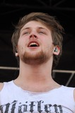 Danny Worsnop Photo - 21 May 2011 - Columbus Ohio - Vocalist DANNY WORSNOP of the English band ASKING ALEXANDRIA performs as part of the Rock On The Range festival held at Columbus Crew Stadium Photo Credit Jason L NelsonAdMedia