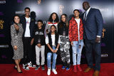 Shaquille O Photo - 09 March 2019 - Los Angeles California - Shaunie ONeal Shaquille ONeal Grand Opening of Shaquilles at LA Live held at Shaquilles at LA Live Photo Credit Birdie ThompsonAdMedia