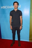 Aaron Tveit Photo - 02 April 2015 - Pasadena California - Aaron Tveit Arrivals for the NBC Universal Summer Press Day held at Langham Hotel Photo Credit Birdie ThompsonAdMedia