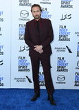 Matthias Schoenaerts Photo - 08 February 2020 - Santa Monica - Matthias Schoenaerts 2020 Film Independent Spirit Awards - Arrivals held at Santa Monica Pier Photo Credit Birdie ThompsonAdMedia